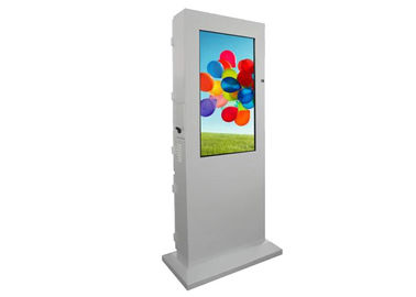 China LCD Werbungs-Anzeige Android OSs im Freien, LCD-Touch Screen Kiosk 65 Zoll fournisseur